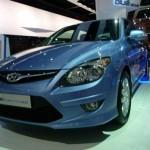 Mondial d'automobile Paris 2010: Hyundai i30 Blue Concept