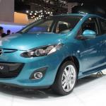 Mondial d'automobile Paris 2010: la Mazda 2 restylée