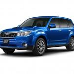 Subaru Forester tS JDM: Un confort japonais