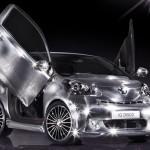 Toyota iQ Disco Concept: Un nouveau concept glamour & Dj