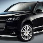Volkswagen Touareg: Cobra Technology fournit du neuf