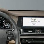 BMW ConnectedDrive: iPhone commande et Google sont invités aussi