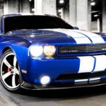 SEMA Show 2010: Dodge Chrysler Challenger SRT8 392