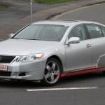 Spyshots: La nouvelle génération de la berline Lexus GS