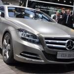 Mondial de Paris 2010: la Mercedes CLS 2iém génération