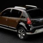 Renault Sandero Stepway Concept est dévoilé en photos