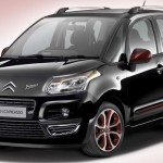 Citroën C3 Picasso Black Cherry