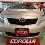 Toyota Algérie: le Coralla débarque et ses prix !!