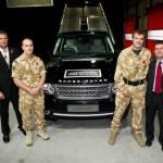 Range Rover: le millionième exemplaire est produit !