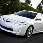 Toyota Algérie: Deux Camry Hybride pour le marché Algérien