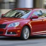 Suzuki Kizashi se fait une rivale pour les berlines premiums allemandes