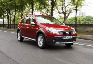 renault dacia alg rie tarifs de sandero stepway. Black Bedroom Furniture Sets. Home Design Ideas