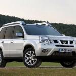 Nissan Algérie: Le SUV Nissan X-Trail au salon automobile d'Alger