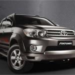 Le Toyota Fortuner, première commercialisation en Algérie