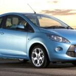 Ford Algérie: La Ford KA fait sa première