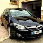 Algérie: Opel Astra Sport fait son effet sur les algérois