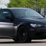 BMW série spéciale: la Frozen Black vend 20 unités en 22 minutes