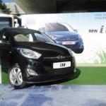 Hyundai Algérie: la Hyundai i10 restylée exposée à la 44ièm foire d'Alger