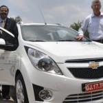Chevrolet Beat: une électrique destinée au marché automobile asiatique