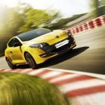 Renault Mégane RS Trophy Edition, une beauté qui se dévoile