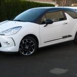 Citroën SAIDA Algérie: la DS3 1.6 THP de 155 ch Sport Chic est désormais disponible