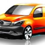Mercedes Citan: un nouvel utilitaire s'ajoute à la gamme Mercedes