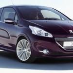 Peugeot au Salon Genève 2012: la Peugeot 208 XY Concept sera parmi les stars