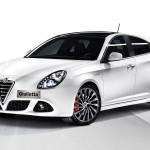 Alfa Romeo Giulietta & ALFA Romeo Mito au salon d'Alger 2012