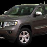 Algérie: La Jeep Grand Cherokee par GMS au salon d'Alger 2012