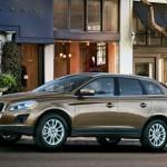Cima Motors expose les modèles de Volvo au salon d'Alger 2012