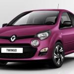 La Renault Twingo au salon international de l'automobile d'Alger 2012