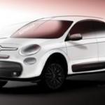Fiat: La 500X prévue pour 2013