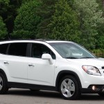 Algérie: Le monospace Chevrolet Orlando avant la fin 2012