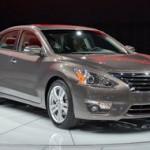 Nissan Altima 5: La production est entamée en Amérique