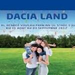 Dacia Algérie : un DaciaLand pour la 1ère fois à Alger