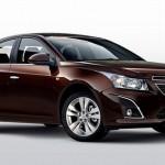Autowest 2012: Chevrolet met en avant la Cruze Facelift et le work