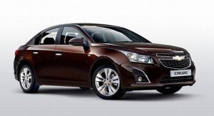 Chevrolet Cruze Facelift 2013