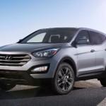 Le salon Autowest 2012 met en valeur le nouveau Santa Fe de Hyundai