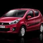 La « Nouvelle Alto » de Suzuki sera dévoilée au salon d'Alger 2013