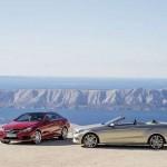Les quatres versions de la Mercedes Classe E