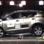 Euro Ncap : Classement des meilleures voitures de l'année 2012