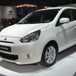 Salon d'Alger 2013: la Mitsubishi Mirage sera présente