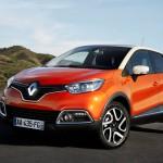 Renault Captur : la vedette du Salon d'Alger 2013