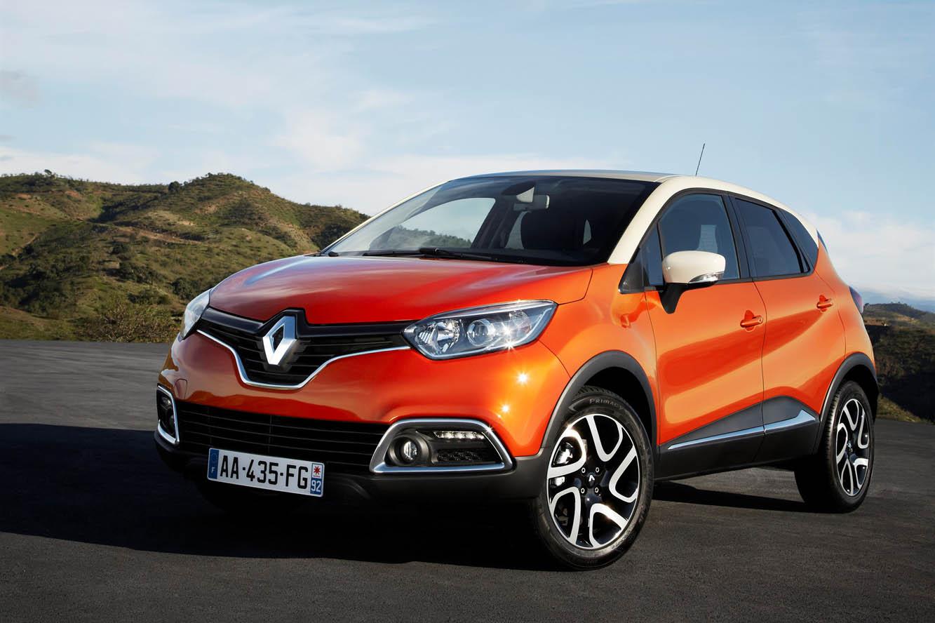 Renault Captur Algérie