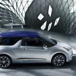 Salon Autoexpo Alger 2013: Citroën DS3 Cabrio au Rendez-vous