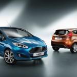 Salon d'Alger : la nouvelle Ford « Fiesta » 2013