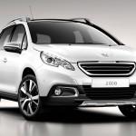 Salon d'Alger: le 2008 de Peugeot est dévoilé