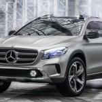 Mercedes 2013: GLA concept dévoilé