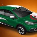 Renault Algérie « Captur » au festival de Cannes 2013