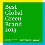 Classement Interbrand 2013: Les marques les plus écologiques